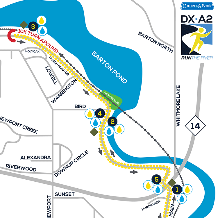 Dexter-Ann Arbor Runs